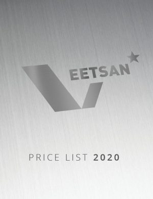 Price List Cover for Veetsan Star 2020